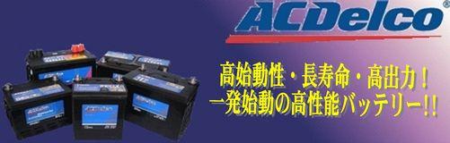 ACDelco/ACデルコ トップ