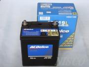 ACDelco/ ACデルコ 国産車用バッテリー 40B19L ロゴ